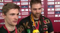 """DHB-Team huldigt Matchwinner Wolff: """"Eine unfassbare Leistung"""""""