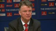 "FA Cup: Van Gaal braucht ""kreative Spieler"""