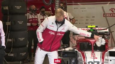 So reagiert Mick Schumacher auf die Trainings-Absage