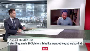 Schalke wendet den Negativrekord ab