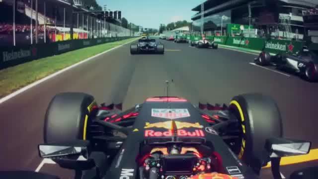 Engineered Insanity – Formel 1 startet durch
