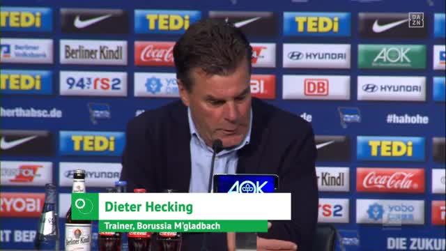 """Hecking: """"Fehler wurden gerecht bestraft"""""""