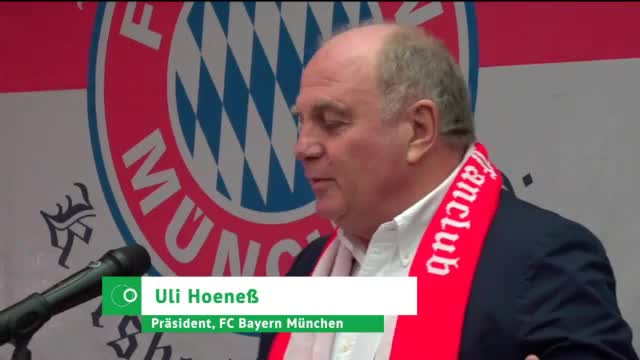 "Hoeneß: ""Gesamtsituation bei Bayern angespannt"""