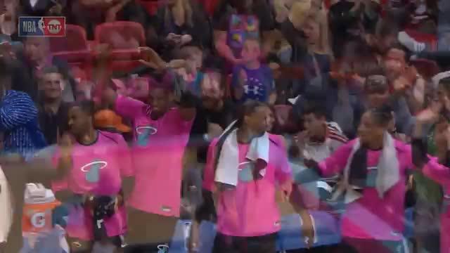 Trotz Harden Show: Heat schlagen die Rockets