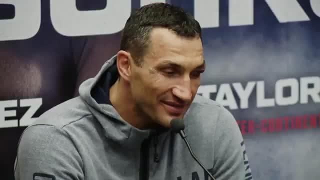 Klitschko fühlt sich nicht als Verlierer