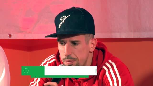 """Ribéry: Sieg gegen PSG """"sehr wichtig für uns"""""""