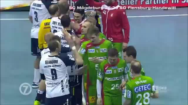 HBL: Highlights vom 24. Spieltag