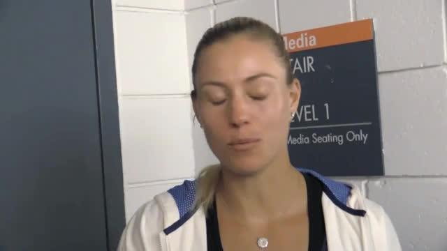 """US Open - Kerber: """"Mache mir keinen Stress"""""""