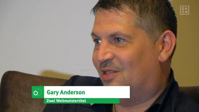 Darts: Gary Anderson fordert mehr von Max Hopp