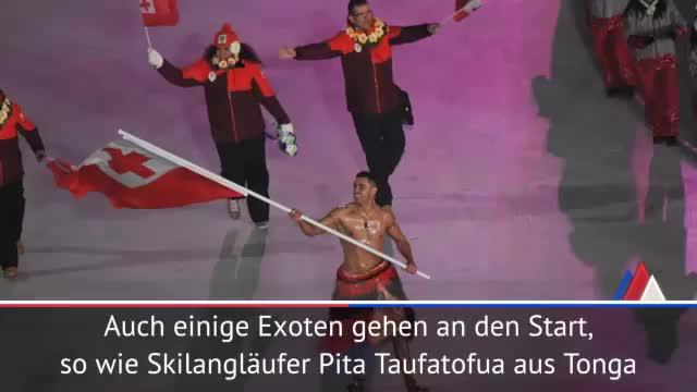 Historisch-Exotische-Eröffnungsfeier