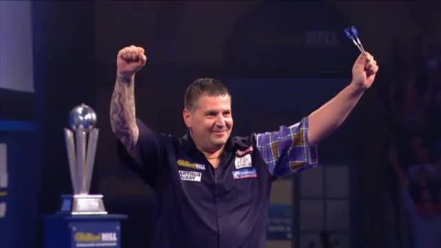 Darts: WM-Titel! Anderson knackt den Jackpot