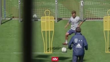 So plant die DFL den Bundesliga-Neustart