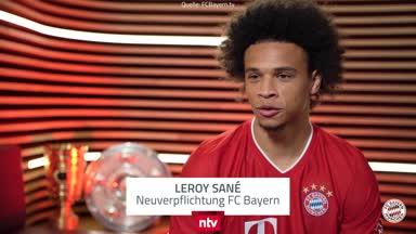 Sané verrät: Deshalb bin ich zum FC Bayern gewechselt