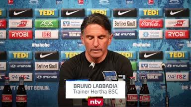 "Labbadia vor ""Blindflug"" mit Hertha BSC"