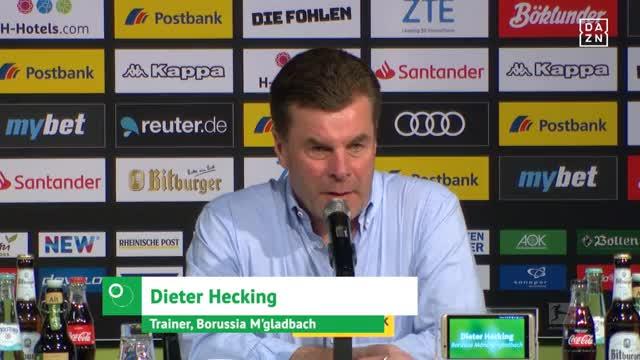 "Hecking: ""Alle in Rückrunde Fehler gemacht"""