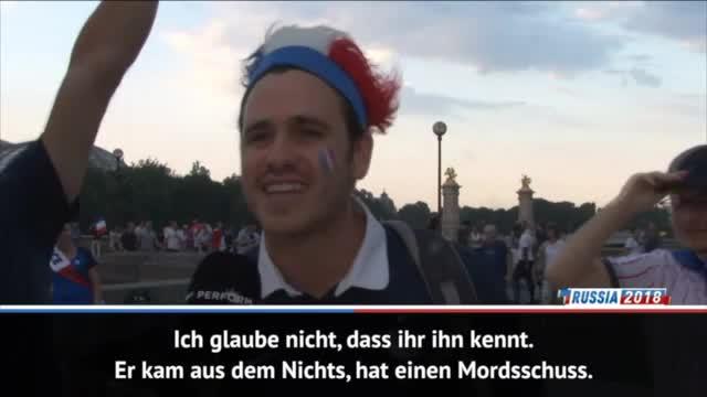 Bayern-Neuzugang Pavard: So feiern ihn die Fans