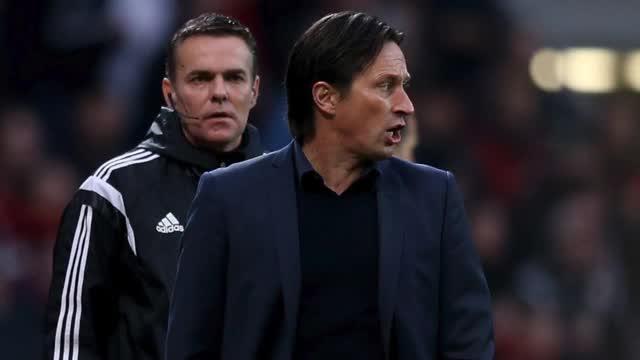 """Schmidt vs. Zwayer: """"Der Schiri ist der Chef"""""""