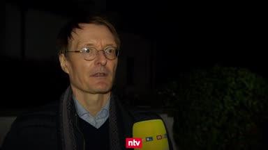 """""""Notsituation"""": Lauterbach glaubt an Absage der EM 2021"""