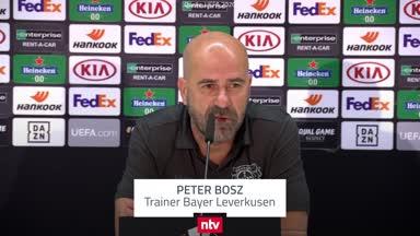 So will Peter Bosz gegen Inter Mailand bestehen
