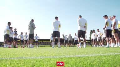 CL: Sorgen beim BVB, RB Leipzig unter Druck