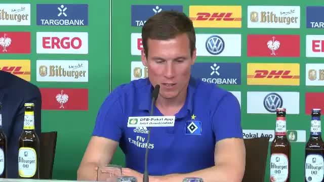 """Wolf nach Pokal-Aus: """"Wären gerne weitergekommen"""""""