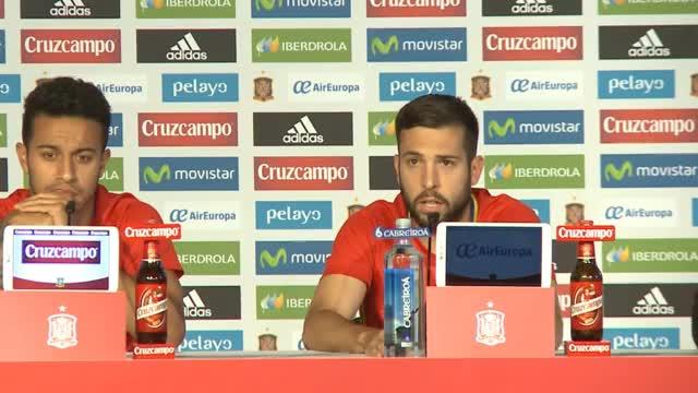 Alba: Kann den jungen Spielern nichts lernen