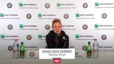 Kerber erklärt: So ungewöhnlich sind die French Open 2020