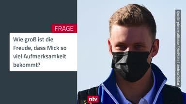 "Haas-Boss über Mick Schumacher:  ""Er geht nicht übers Limit"""
