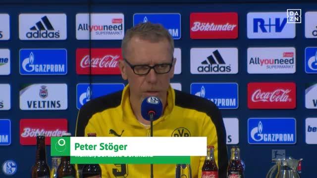 """Stöger nach Derby-Pleite: """"Verdienter Verlierer"""""""