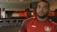 "Leverkusens Tah über ""Vorbild"" Jerome Boateng"