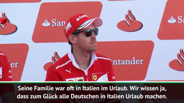 Arrivabene: Darum liebt Vettel Ferrari