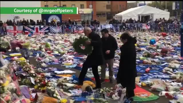 Ranieri gedenkt Leicester-Boss Srivaddhanaprabha