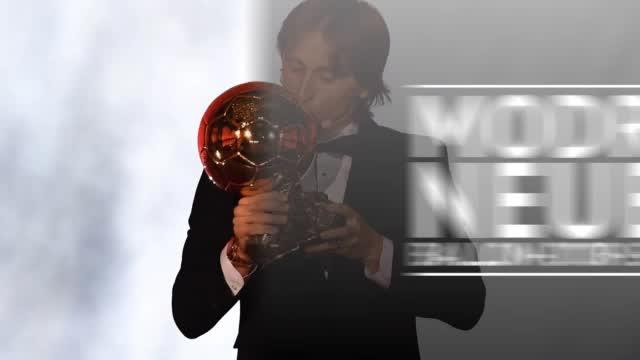 Ballon d'Or: Modric ist neuer Weltfußballer