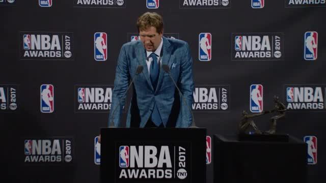 """Nowitzki zu Auszeichnung: """"Eine große Ehre"""""""