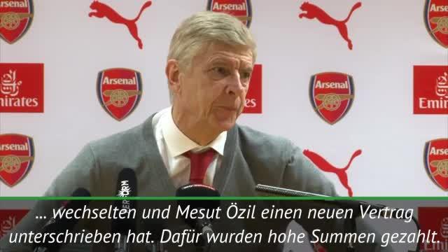 """Wenger nach Pleite: """"Aubameyang braucht Zeit"""""""