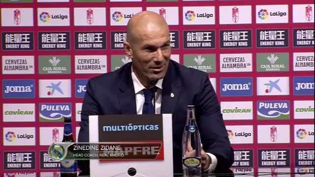 """Zidane: """"Es kommen jetzt vier Endspiele"""""""