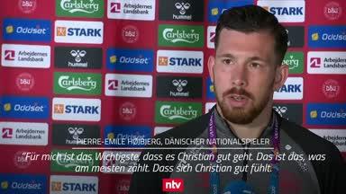 Höjbjerg spricht über Eriksen-Drama