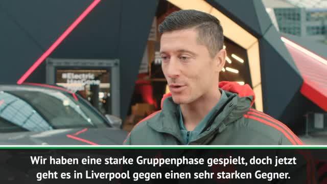 Lewandowski: Wird ganz schwierig gegen Liverpool