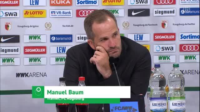 """Baum: """"2:3-Niederlage nicht nachvollziehbar"""""""