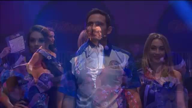 "Darts: Frank ""The Magic"" Lampard bei der PDC"