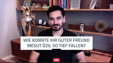 Gündogan spricht über Kumpel Özil