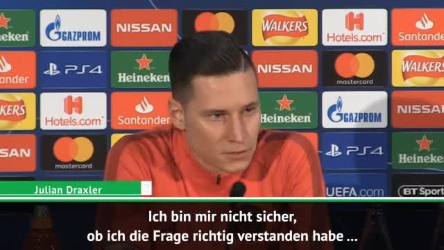 Draxler sicher: Können Pogba stoppen!