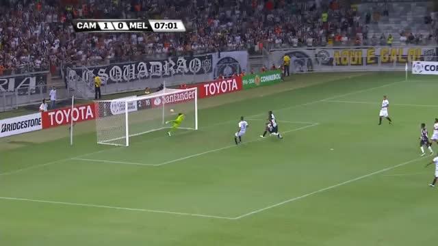 Copa Libertadores: Spalier für Robinho-Tor