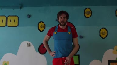 "Ninja-Tutorial: ""Super Mario"" erklärt die Chaos-Bälle"