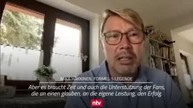 Häkkinen: Mick Schumachers Erfolg wird kommen