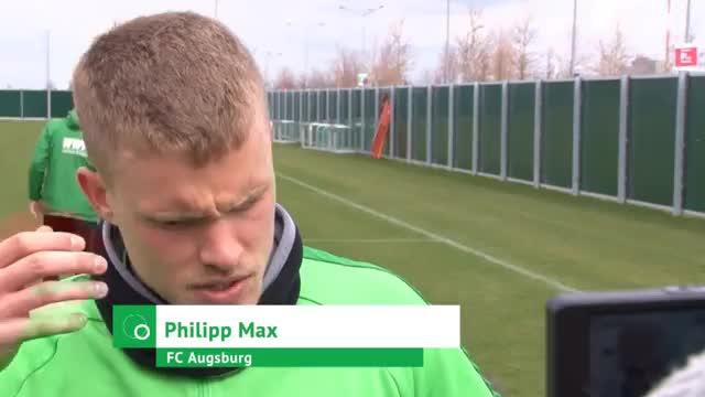 """Roma-Interesse? Philipp Max: """"Eine Riesen-Ehre"""""""