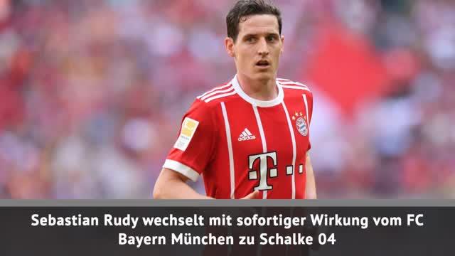 Wechsel fix: Rudy vom FC Bayern zu Schalke 04