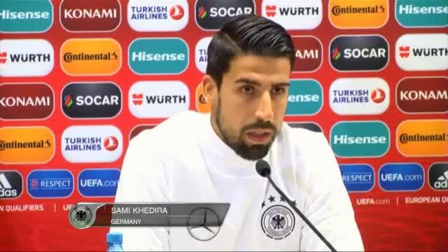 """WM-Quali: Khedira fordert """"souveränen Sieg"""""""