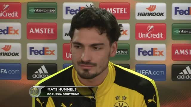 """Hummels verblüfft: """"Sind überraschend frisch"""""""