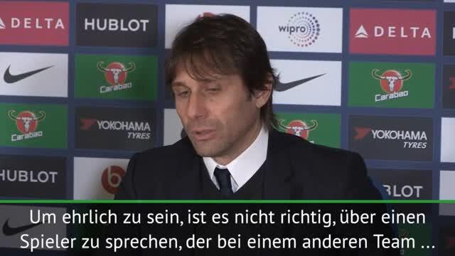 Conte: Will Vidal im Krieg an meiner Seite haben